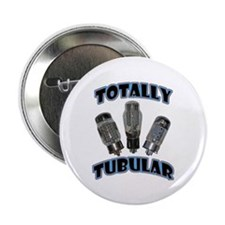 """Totally Tubular 2.25"""" Button (10 pack)"""