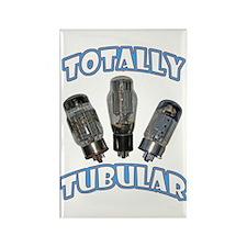 Totally Tubular Rectangle Magnet (10 pack)