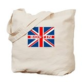 Union Jack Bostin Tote Bag