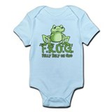 Fully Rely on God Infant Bodysuit