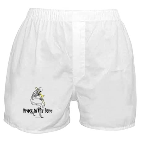 Brass To The Bone Boxer Shorts