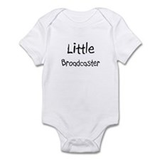 Little Broadcaster Infant Bodysuit