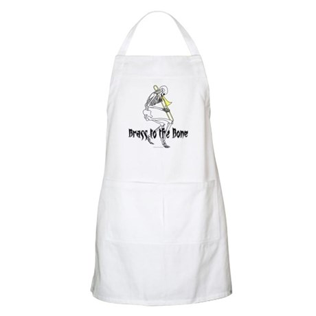 Brass To The Bone Apron