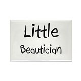 Little Beautician Rectangle Magnet (10 pack)