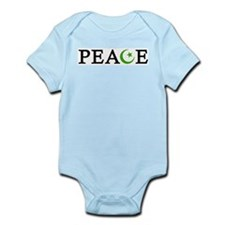 Peace & Muslim Infant Creeper