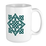 Mug Celtic Knot Green