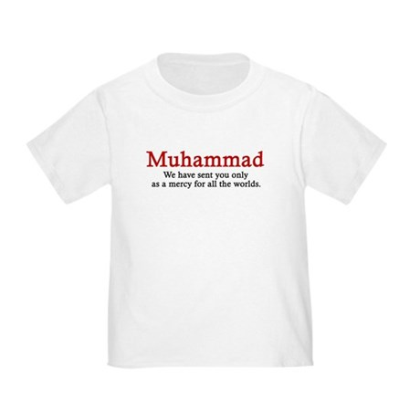 Muhammad Toddler T-Shirt