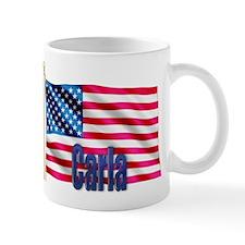 Carla USA Flag Gift Mug