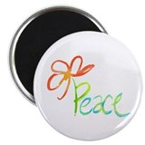 "Fresh Peace 2.25"" Magnet (100 pack)"