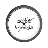 Little Arthrologist Wall Clock