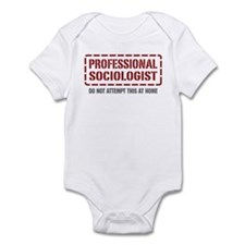 Professional Sociologist Infant Bodysuit