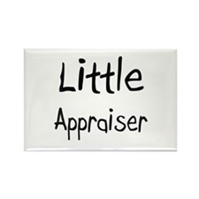 Little Appraiser Rectangle Magnet (10 pack)