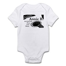 Unique Annie musical Infant Bodysuit
