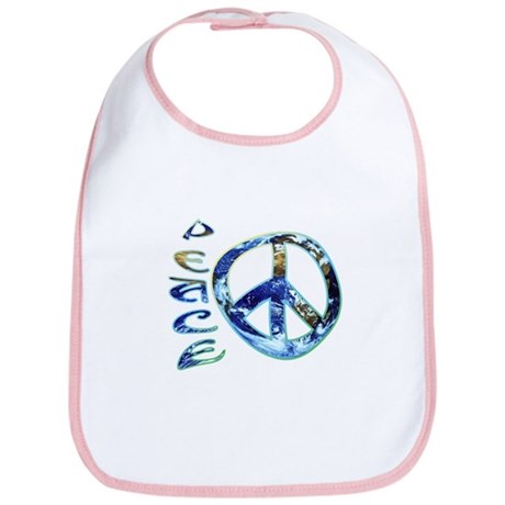 Earth Peace Bib