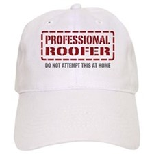 Professional Roofer Baseball Cap