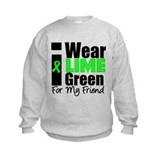 Lymphoma: I Wear Lime Green Jumpers