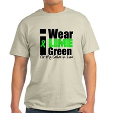 Lymphoma: I Wear Lime Green T-Shirt
