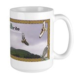 Loch Lomond with Birds of Prey Mug