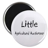 "Little Agricultural Auctioneer 2.25"" Magnet (10 pa"