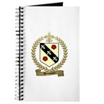 BROSSARD Family Crest Journal