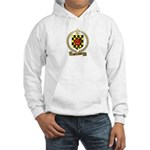 BROUSSARD Family Crest Hooded Sweatshirt