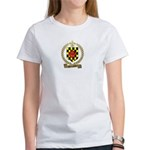 BROUSSARD Family Crest Women's T-Shirt