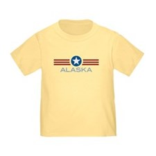 Star Stripes Alaska T