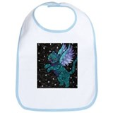 Lucy - Angel Cat Bib