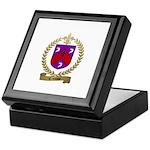 CAISSIE Family Crest Keepsake Box