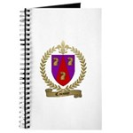CAISSY Family Crest Journal