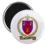 CAISSY Family Crest Magnet