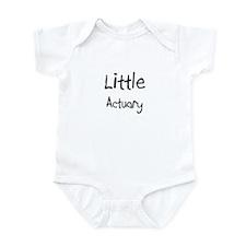 Little Actuary Infant Bodysuit