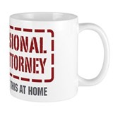 Professional Patent Attorney Small Mug