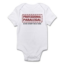 Professional Paralegal Infant Bodysuit