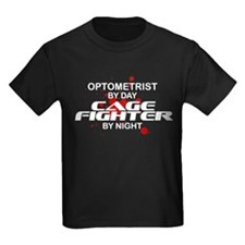Optometrist Cage Fighter by Night T