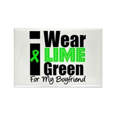 Lymphoma (Boyfriend) Rectangle Magnet (10 pack)