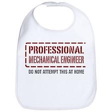 Professional Mechanical Engineer Bib