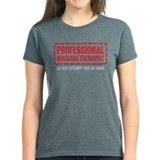 Professional Massage Therapist Tee