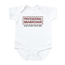 Professional Magician Infant Bodysuit