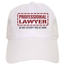 Professional Lawyer Baseball Cap