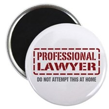 "Professional Lawyer 2.25"" Magnet (100 pack)"