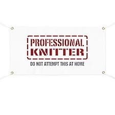 Professional Knitter Banner
