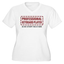 Professional Keyboard Player T-Shirt