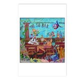 Scuba 50 Bar Postcards (Package of 8)