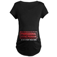 Professional HVAC Person T-Shirt