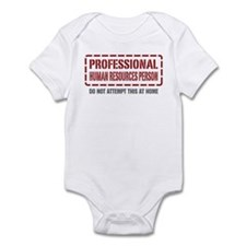 Professional Human Resources Person Infant Bodysui