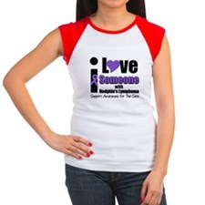 I Love Someone w/Lymphoma Tee