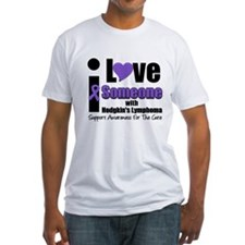 I Love Someone w/Lymphoma Shirt