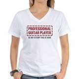 Professional Guitar Player Shirt