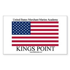 KP Ensign Rectangle Decal